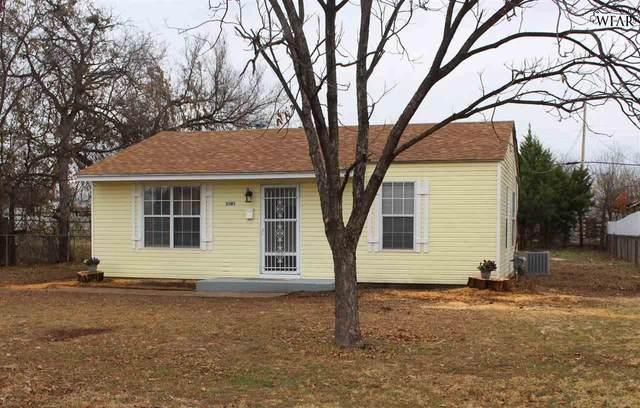 3301 Grant Street, Wichita Falls, TX 76308 (MLS #158835) :: WichitaFallsHomeFinder.com