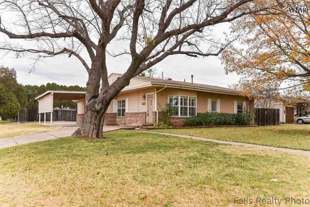 4216 Emerson Street, Wichita Falls, TX 76309 (MLS #158849) :: WichitaFallsHomeFinder.com