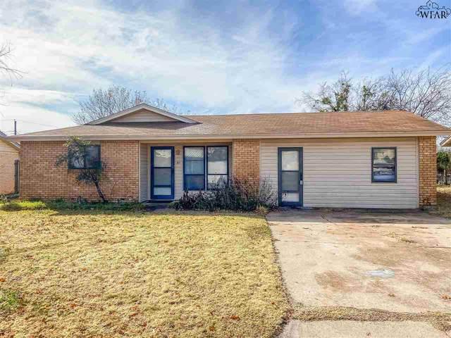 911 W Louisa Avenue, Iowa Park, TX 76367 (MLS #158856) :: Bishop Realtor Group