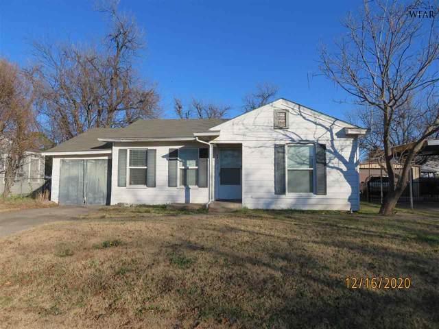 2511 Marie Street, Wichita Falls, TX 76301 (MLS #158883) :: Bishop Realtor Group