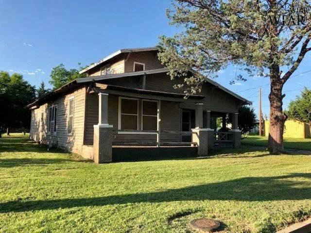 116 W Commerce Street, Henrietta, TX 76365 (MLS #158895) :: Bishop Realtor Group