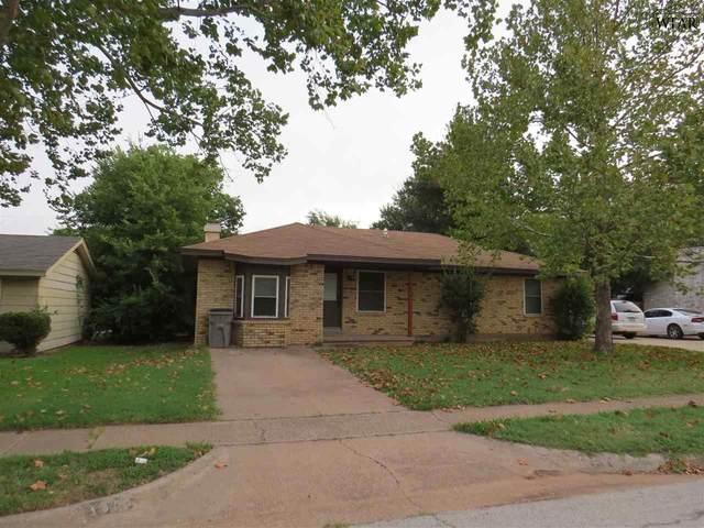 1300 Montgomery Street, Wichita Falls, TX 76302 (MLS #158896) :: WichitaFallsHomeFinder.com