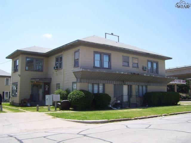 1317 11TH STREET, Wichita Falls, TX 76301 (MLS #158922) :: WichitaFallsHomeFinder.com