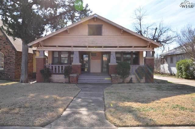 2007 Elizabeth Avenue, Wichita Falls, TX 76309 (MLS #158973) :: Bishop Realtor Group