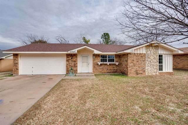 5707 Hooper Drive, Wichita Falls, TX 76306 (MLS #158981) :: WichitaFallsHomeFinder.com