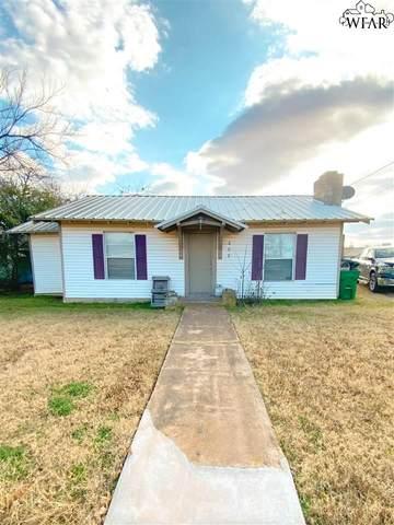 202 E Plum Street, Archer City, TX 76351 (MLS #158999) :: Bishop Realtor Group