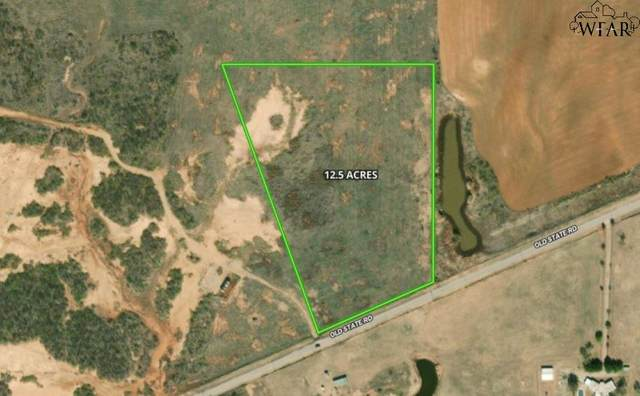 12.21 Ac Old State Road, Wichita Falls, TX 76310 (MLS #159015) :: Bishop Realtor Group