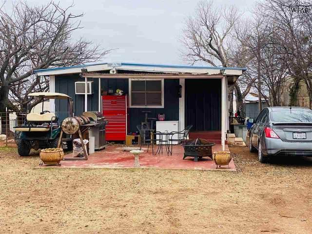 1616 S Lake Road, Holliday, TX 76366 (MLS #159057) :: Bishop Realtor Group