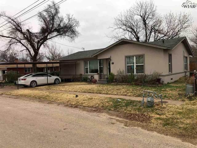 516 S Oak Street, Archer City, TX 76351 (MLS #159058) :: Bishop Realtor Group
