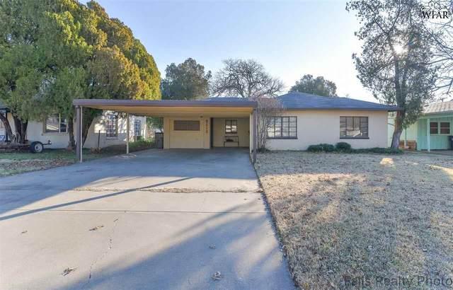 3113 Sherwood Lane, Wichita Falls, TX 76308 (MLS #159069) :: Bishop Realtor Group