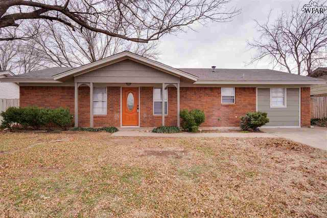 4636 Jennings Avenue, Wichita Falls, TX 76310 (MLS #159076) :: Bishop Realtor Group