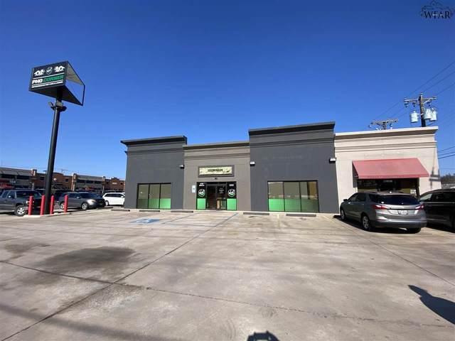 3110 Midwestern Parkway, Wichita Falls, TX 76308 (MLS #159084) :: Bishop Realtor Group