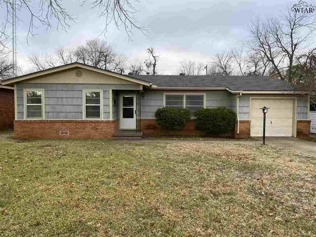 4714 Hollandale Avenue, Wichita Falls, TX 76308 (MLS #159088) :: Bishop Realtor Group