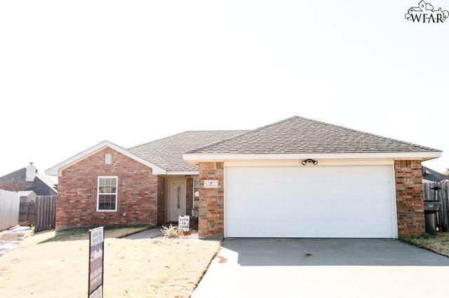 7 Jennifer Court, Wichita Falls, TX 76310 (MLS #159092) :: WichitaFallsHomeFinder.com