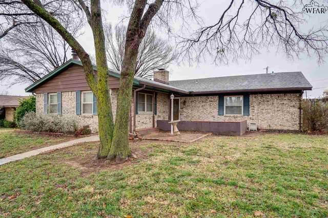 4730 Priscilla Lane, Wichita Falls, TX 76306 (MLS #159095) :: WichitaFallsHomeFinder.com