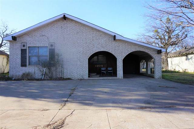 1404 Polk Street, Wichita Falls, TX 76309 (MLS #159098) :: Bishop Realtor Group
