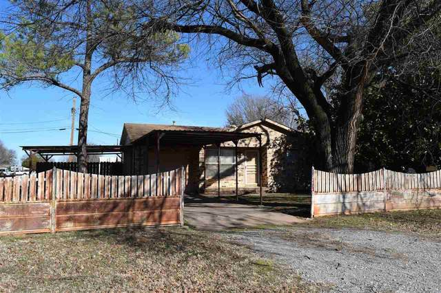 1301 Sheppard Road, Burkburnett, TX 76354 (MLS #159107) :: Bishop Realtor Group