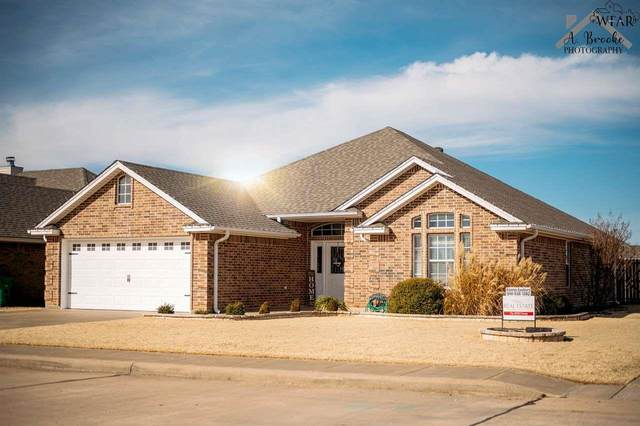 1065 Colonnade Drive, Burkburnett, TX 76354 (MLS #159110) :: Bishop Realtor Group