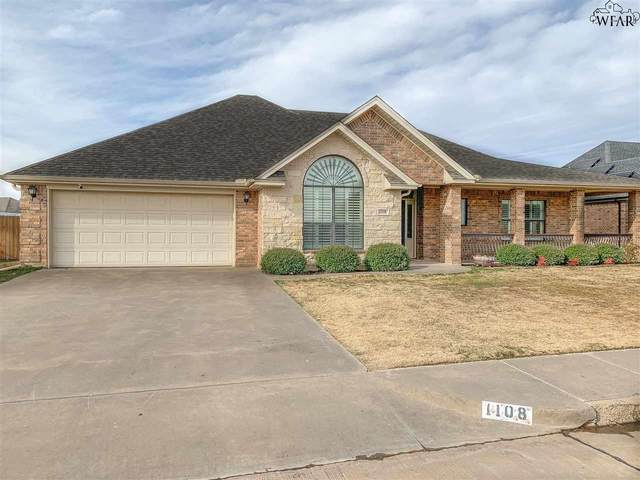 1108 Heritage Road, Burkburnett, TX 76354 (MLS #159118) :: Bishop Realtor Group