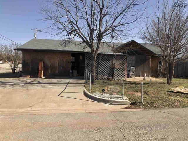1035 Louise Lane, Wichita Falls, TX 76306 (MLS #159131) :: Bishop Realtor Group
