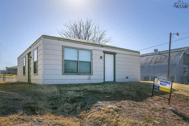 1703 6TH STREET, Wichita Falls, TX 76301 (MLS #159136) :: Bishop Realtor Group