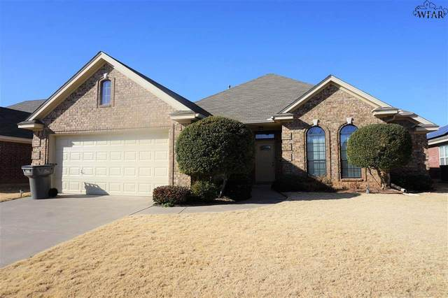 4920 Spring Hill Drive, Wichita Falls, TX 76310 (MLS #159138) :: Bishop Realtor Group