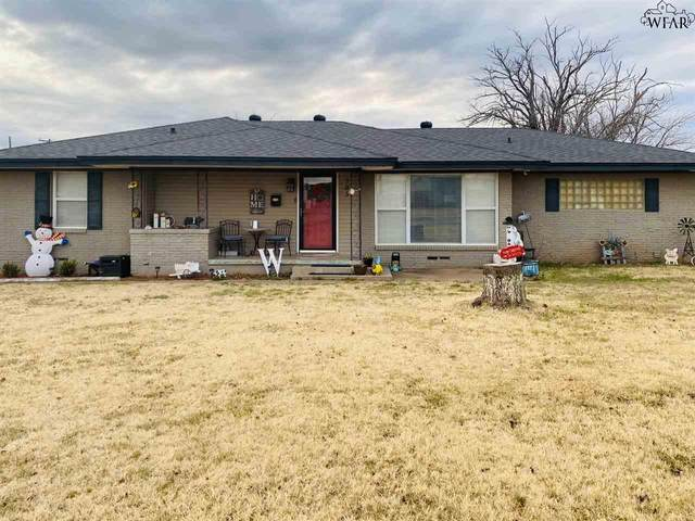 705 West Avenue, Electra, TX 76360 (MLS #159154) :: Bishop Realtor Group