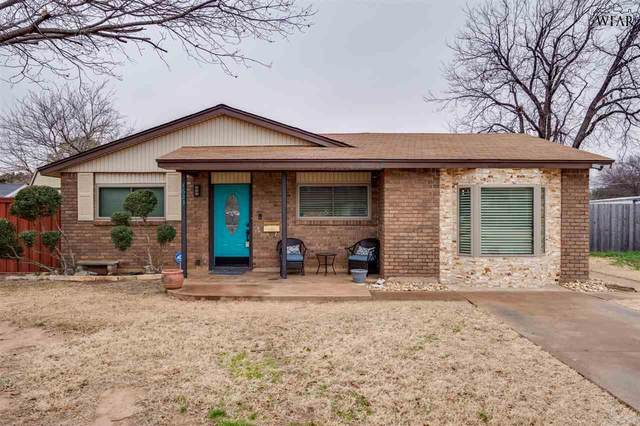 4623 Tradewinds Road, Wichita Falls, TX 76310 (MLS #159160) :: Bishop Realtor Group
