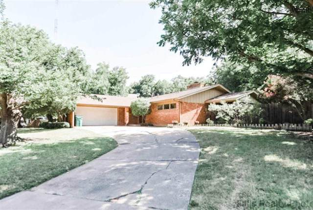 3308 Arrowhead Drive, Wichita Falls, TX 76309 (MLS #159184) :: Bishop Realtor Group