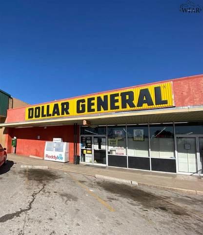 1906 9TH STREET, Wichita Falls, TX 76301 (MLS #159186) :: Bishop Realtor Group