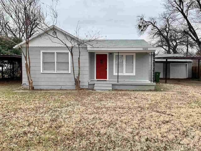 3101 Northeast Drive, Wichita County, TX 76306 (MLS #159190) :: Bishop Realtor Group