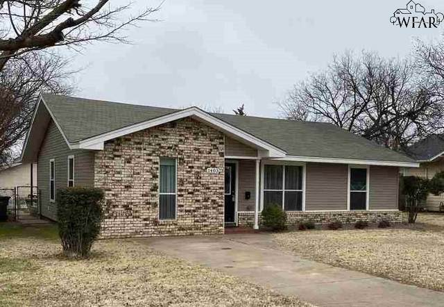 1403 Buchanan Street, Wichita Falls, TX 76309 (MLS #159191) :: Bishop Realtor Group