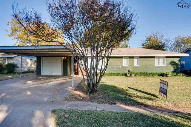 4003 Featherston Avenue, Wichita Falls, TX 76308 (MLS #159200) :: Bishop Realtor Group