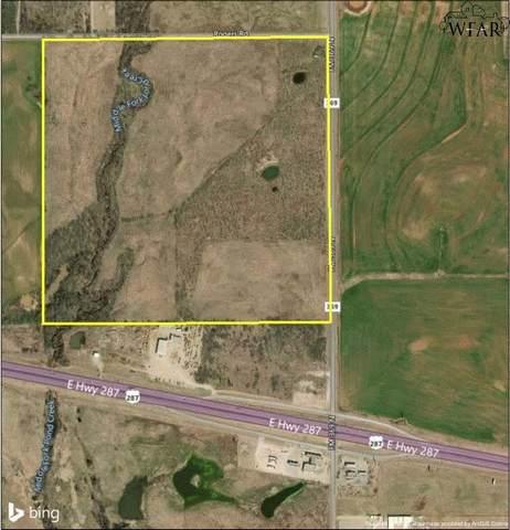 00 Fm 369, Iowa Park, TX 76367 (MLS #159201) :: Bishop Realtor Group