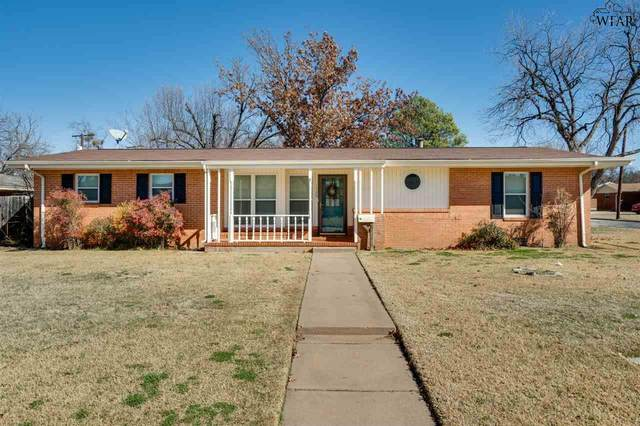 1706 Mary Lane, Wichita Falls, TX 76302 (MLS #159204) :: Bishop Realtor Group