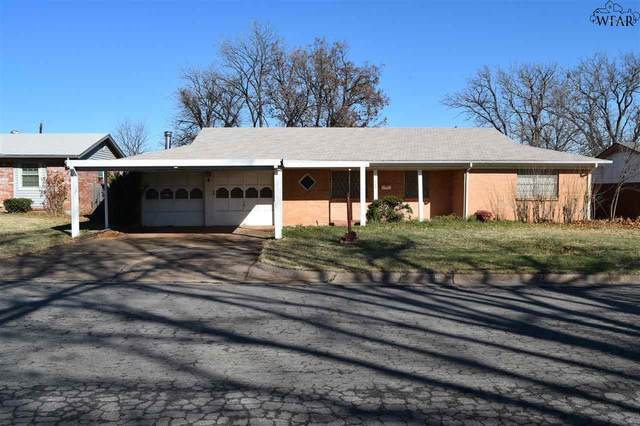 706 W Manes Avenue, Iowa Park, TX 76367 (MLS #159216) :: Bishop Realtor Group