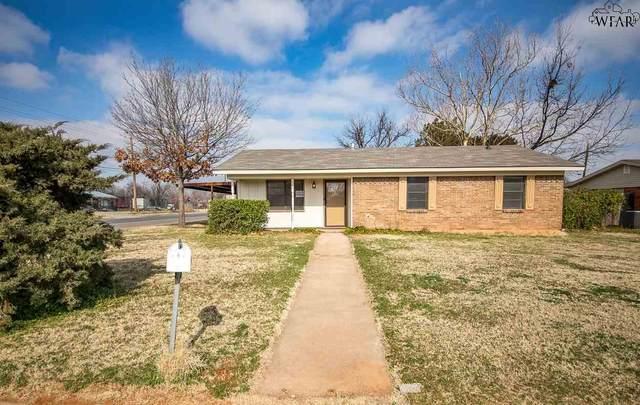 212 Hope Lane, Iowa Park, TX 76367 (MLS #159239) :: Bishop Realtor Group