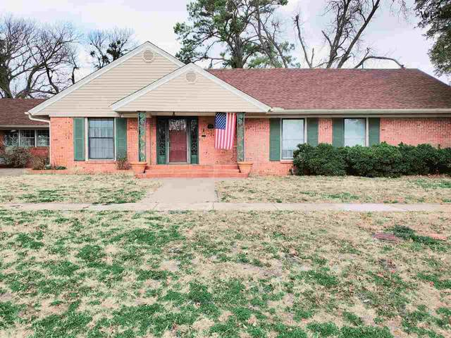 311 E 6TH STREET, Burkburnett, TX 76354 (MLS #159257) :: Bishop Realtor Group