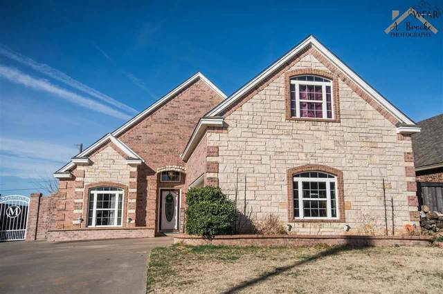 830 Coulter Drive, Burkburnett, TX 76354 (MLS #159293) :: Bishop Realtor Group