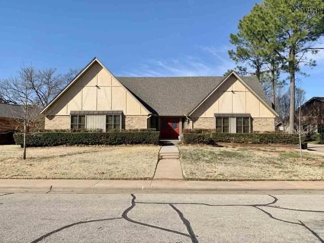 4402 Ridgemont Drive, Wichita Falls, TX 76309 (MLS #159294) :: WichitaFallsHomeFinder.com