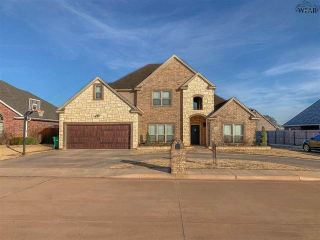 1013 Taylor Lane, Burkburnett, TX 76354 (MLS #159316) :: Bishop Realtor Group