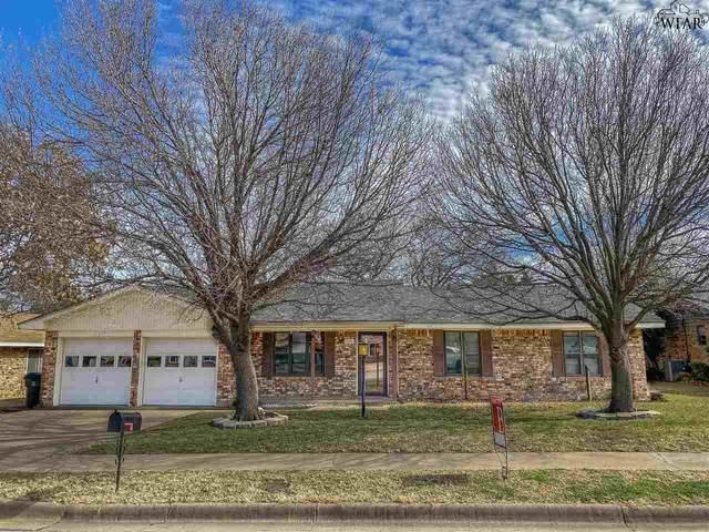 5505 Montague Drive, Wichita Falls, TX 76306 (MLS #159334) :: Bishop Realtor Group