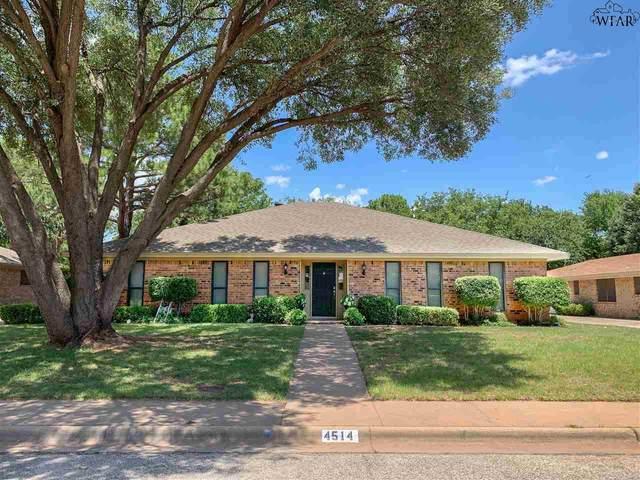 4514 Lisa Lane, Wichita Falls, TX 76309 (MLS #159341) :: Bishop Realtor Group