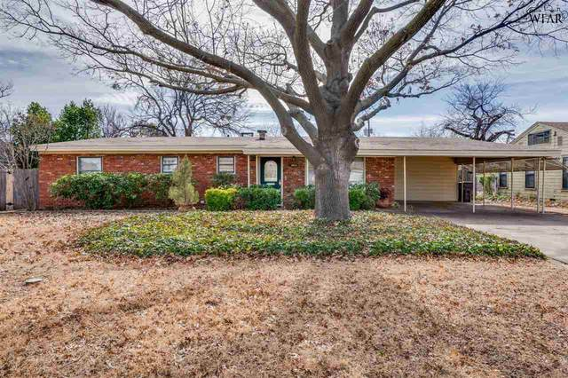 1603 Norman Street, Wichita Falls, TX 76302 (MLS #159349) :: WichitaFallsHomeFinder.com