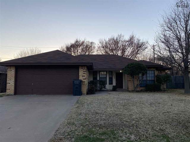 4908 Bayberry Drive, Wichita Falls, TX 76310 (MLS #159352) :: Bishop Realtor Group