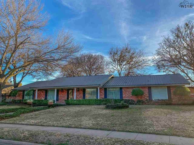 2303 Barbados Drive, Wichita Falls, TX 76308 (MLS #159371) :: Bishop Realtor Group