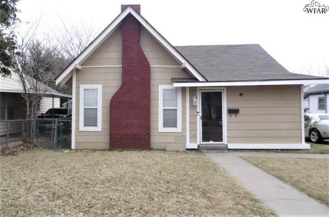 2105 Garfield Street, Wichita Falls, TX 76309 (MLS #159385) :: Bishop Realtor Group
