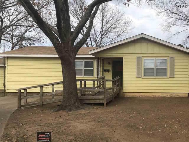 209 Clark Circle, Henrietta, TX 76365 (MLS #159406) :: Bishop Realtor Group