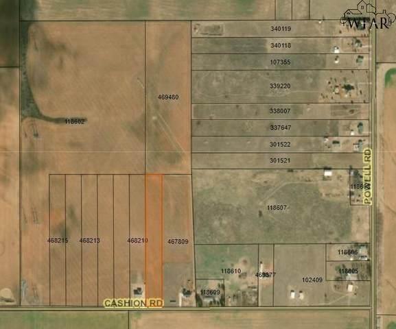0 Cashion Road, Wichita Falls, TX 76305 (MLS #159440) :: Bishop Realtor Group