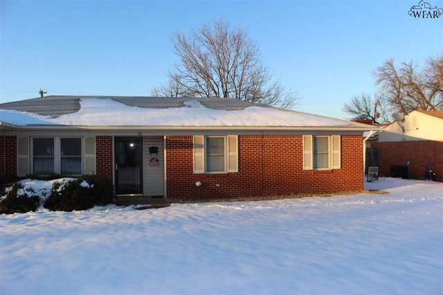 10 Oxley Drive, Wichita Falls, TX 76310 (MLS #159445) :: Bishop Realtor Group